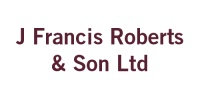 J Francis Roberts & Son Ltd