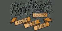 Penny Black Tattoo