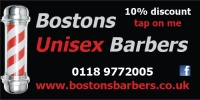 Bostons Unisex Barbers