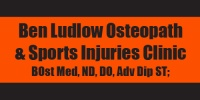 Ben Ludlow Osteopath & Sports Injuries Clinic