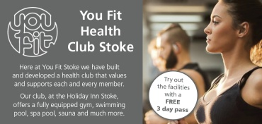 You Fit Health Club Stoke
