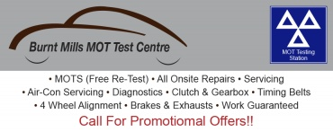 Burnt Mills MOT Test Centre