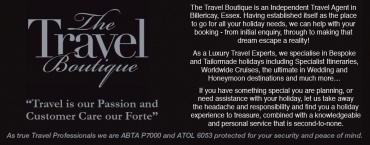 The Travel Boutique