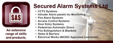 Secured Alarm Systems Ltd