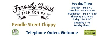Pendle Street Chippy