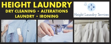 Height Laundry Services