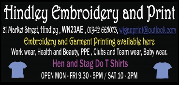 Hindley Embroidery & Print
