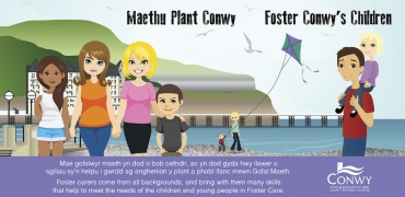 Conwy Fostering Team