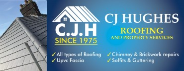 CJ Hughes Roofing