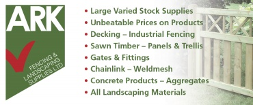 Ark Fencing & Landscaping Supplies Ltd