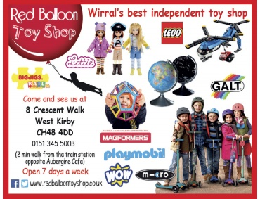 Red Balloon Toy Shop