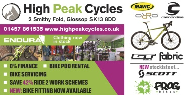 High Peak Cycles