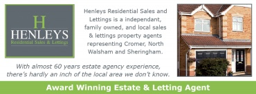 Henleys Residential Sales & Lettings