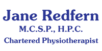 Jane Redfern Chartered Physiotherapist