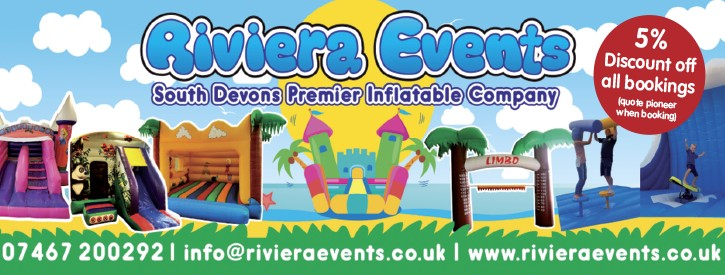 Click here to visit Riviera Events