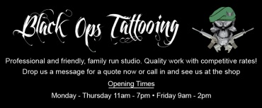 Black Ops Tattooing